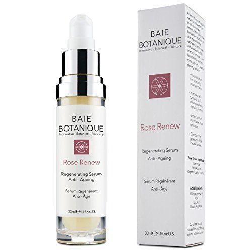 Baie Botanique Anti-Aging Gesichtsserum mit 10% Hyaluronsäure, Rosenwasser, Rose Absolue, Hagebuttenkernöl, Glykolsäure Baie Botanique http://www.amazon.de/dp/B00VJ4U5CE/ref=cm_sw_r_pi_dp_feEswb0468TWW