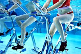 Aquabike centre in Marseille area France is running  by Life club. Several Fitness centre is running by Life  club in France. Aqua biking is very good fitness  technique as well as interesting game.