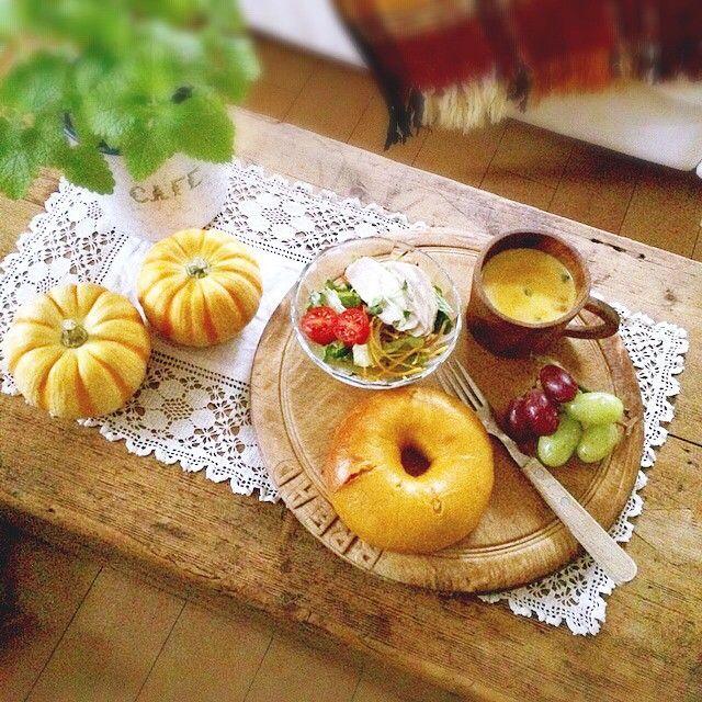 この画像は「栄養満点♡ヘルシーバランス朝食はワンプレートでつくりましょ*」のまとめの2枚目の画像です。