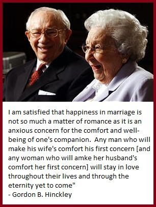 Best 20 happy marriage anniversary quotes ideas on for Cute lds quotes