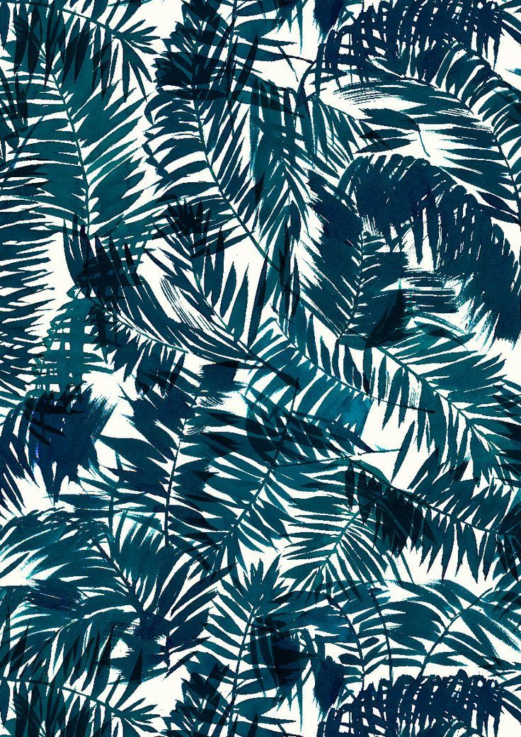 pattern by Minakani for Naf Naf #minakani #nafnaf #palms