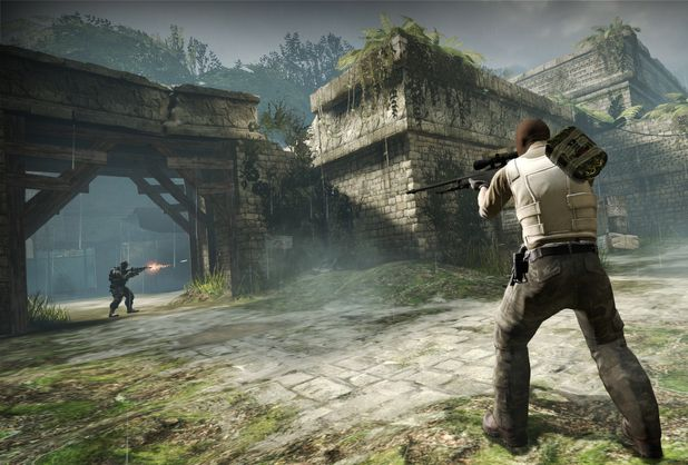 Counter Strike Global Offensive Game Screenshots