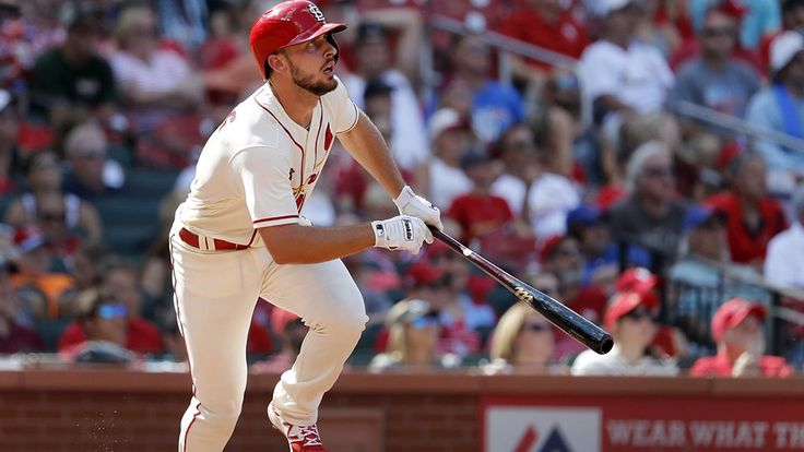 Paul DeJong 4-4 today 7/8/17
