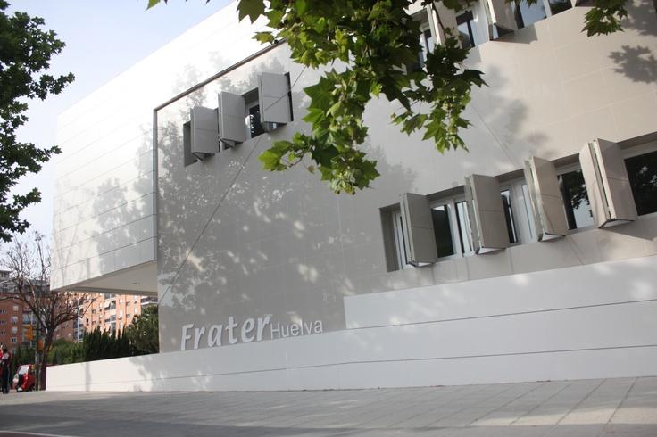 Open Windows. Residencia para personas con discapacidad. LAR Arquitectura. www.laboratoriodearquitectura.es
