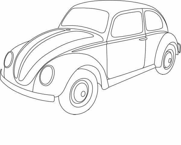 71 Volkswagen Beetle