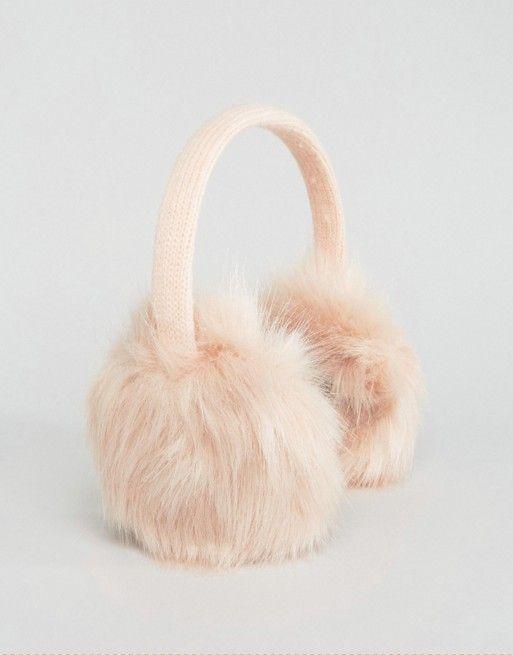 ASOS | ASOS Pink Earmuffs