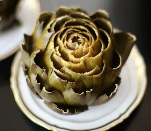Roasted artichokes, Artichokes and Garlic aioli on Pinterest