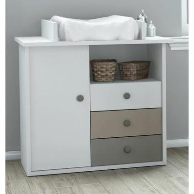 commode a langer blanche raphael. Black Bedroom Furniture Sets. Home Design Ideas