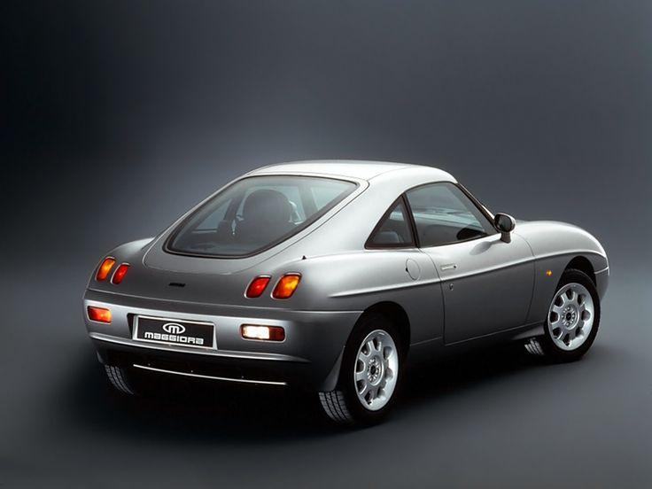 Fiat Barchetta Coupe (Maggiora), 1995