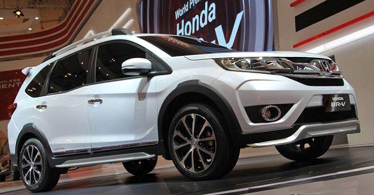 Honda BR-V 2016 Kunjungi Ramaikan POS 2015 - http://bintangotomotif.com/honda-br-v-2016-kunjungi-ramaikan-pos-2015/