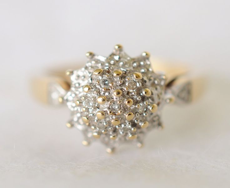 1970s Vintage Engagement Ring