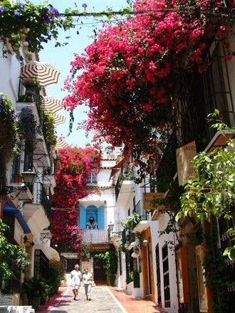 Old Town, Marbella, U.S. Virgin Islands