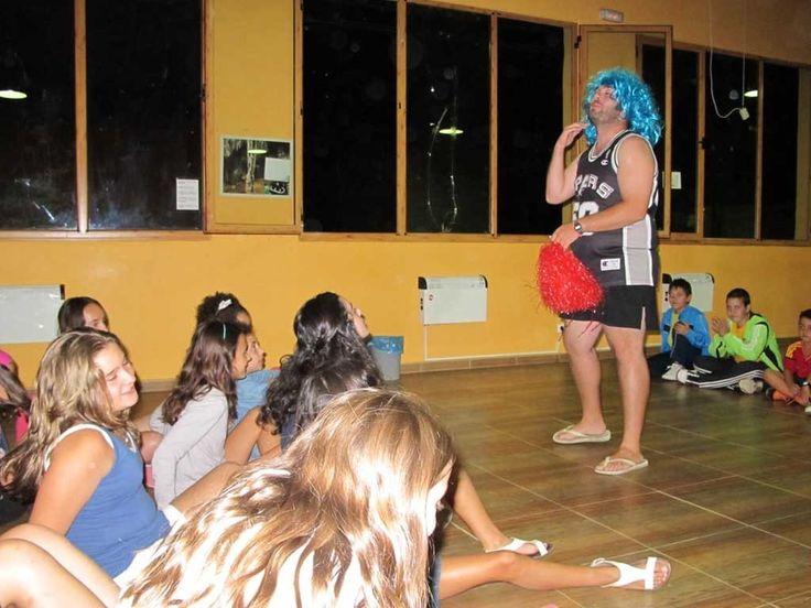 Galería de fotos » Veladas nocturnas - Noche de Furor   GMR summercamps