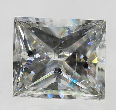 CERTIFIED 0.18 CARAT F COLOR VS1 PRINCESS BUY LOOSE DIAMOND 3.6X3.18MM EX EX *360 VIDEO & PROFESSIONAL IMAGES INSIDE