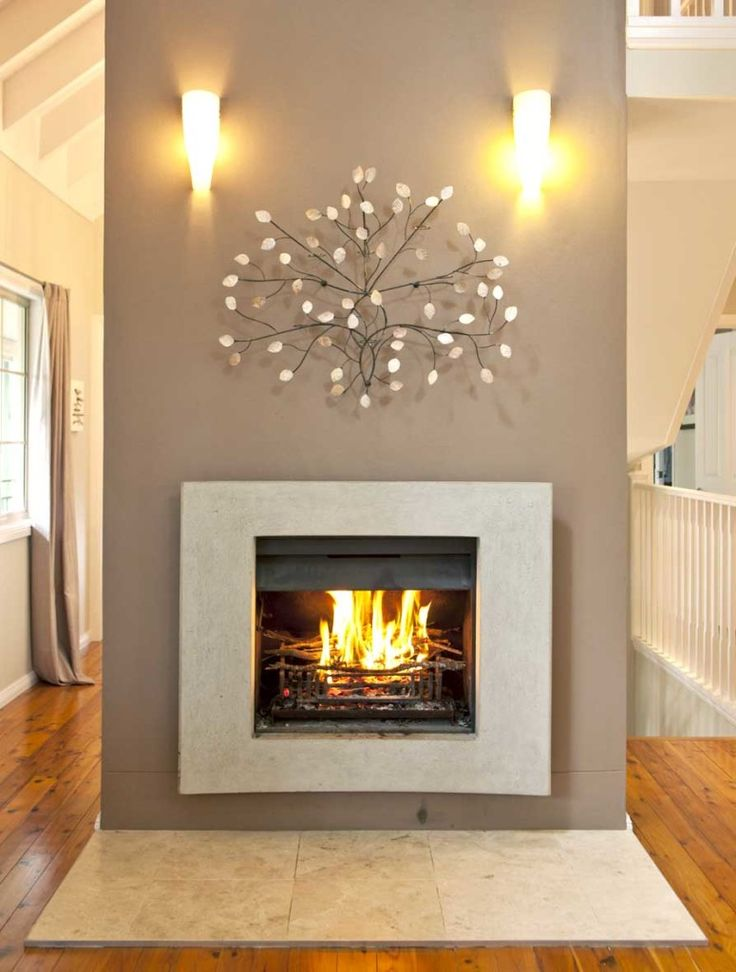 Featured Marvelous Fireplace Mantel Ideas Under Charming