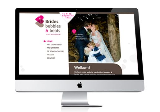 Website: www.bruidsevent.nl