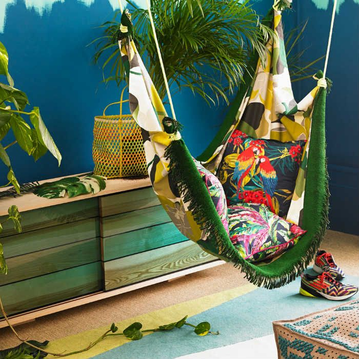 Αντλώντας έμπνευση από τα χρώματα και τα μοτίβα της Λατινικής Αμερικής!