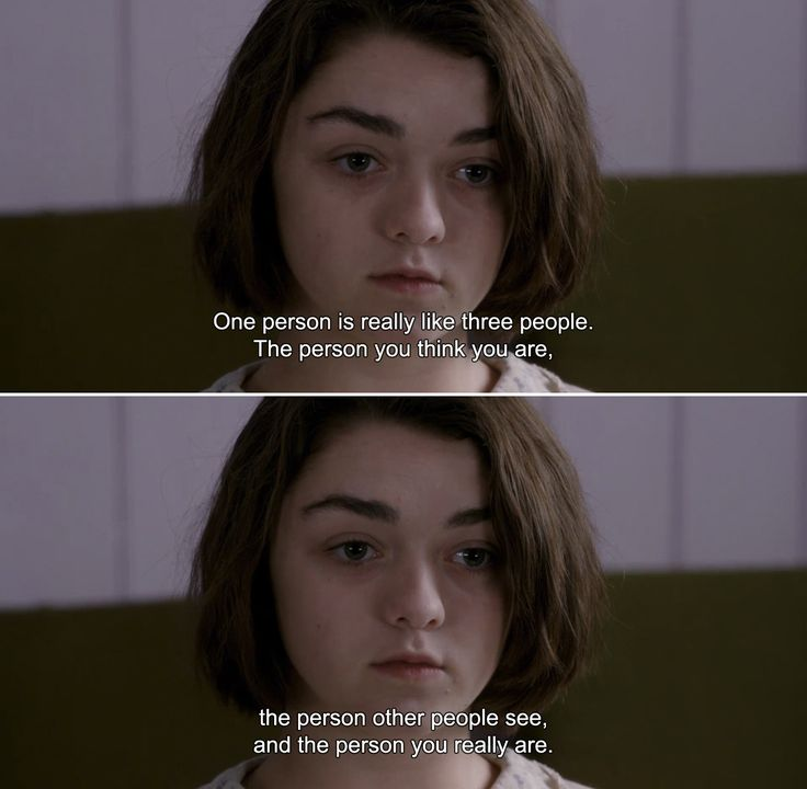 ― The Falling (2014)Lydia: One person is really like three people. The person…