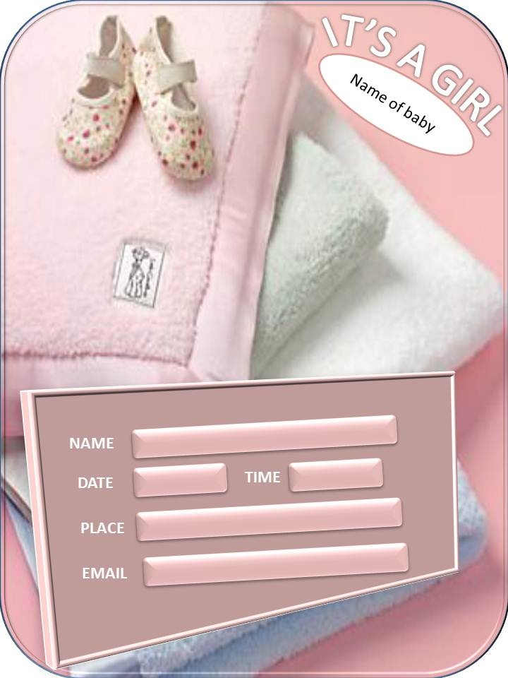 Email Invitations For Baby Shower for good invitations template