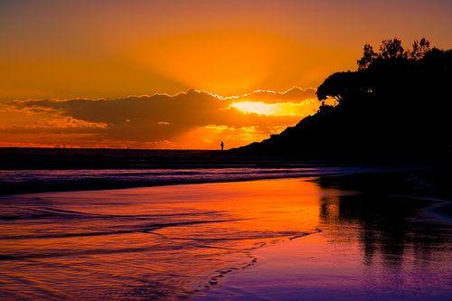 North Stradbroke Island_Fishing... by Michael Dawes, via Flickr ~ Point Lookout, Queensland, Australia