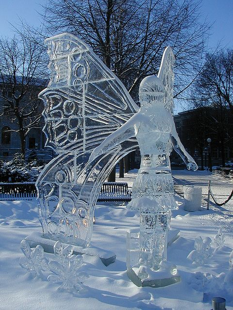 st paul winter carnival images | Saint Paul Winter Carnival - Rice Park | Flickr - Photo Sharing!