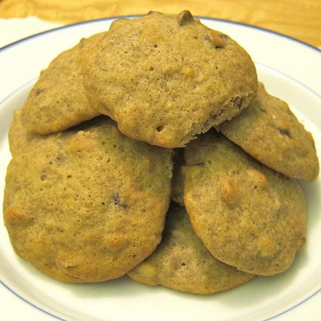 Banana Walnut Chocolate Chip Cookies | Young Idealistic Baker Blog ...