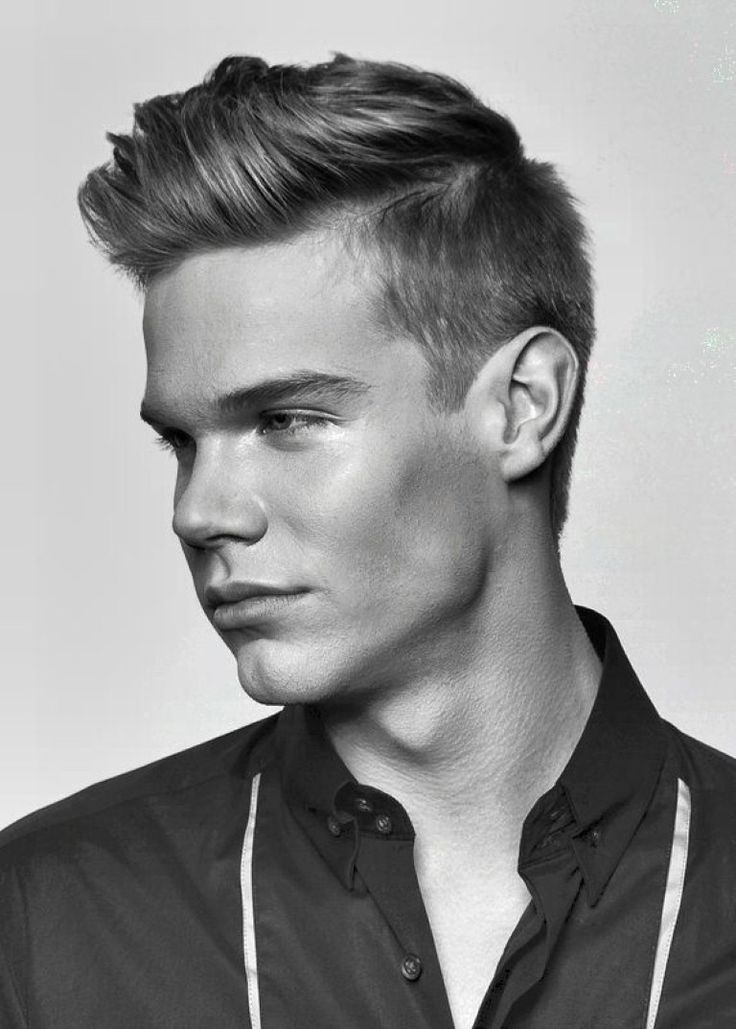 haarschnitte für männer oben lang seiten kurz die frisuren