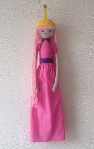 Princess Bubblegum by Leloo Bonecaria