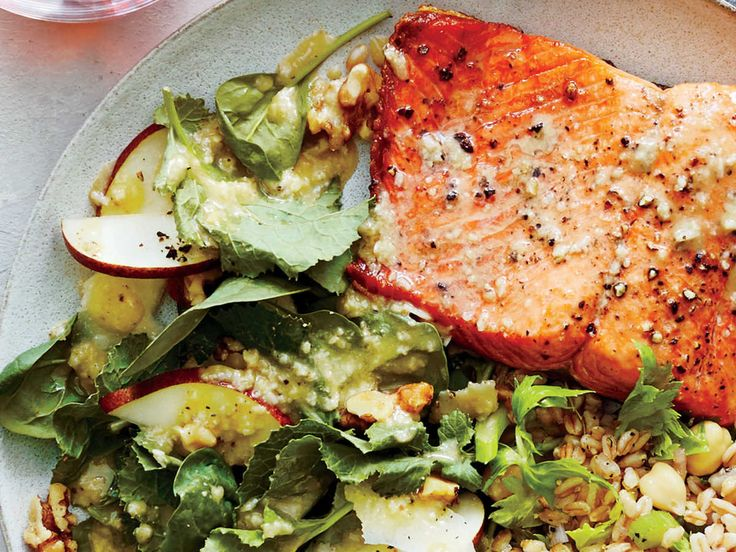 Wild salmon has less saturated fat, fewer calories, and 5 to 10 times fewer contaminants and persistent organic pollutants (POPs) than fa...