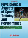 Physiological aspects of sport training and performance / Jay Hoffman - includes chapter on performance enhancing drugs