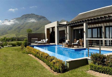 www.sunsafaris.com #Delaire #Graff #Lodge #exterior #winelands #stellenbosch #views