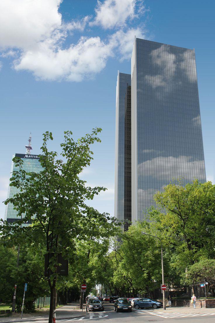 Roma Tower Warsaw