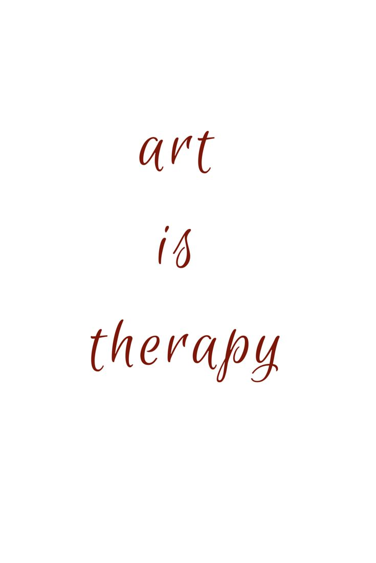 WISE MIND ACCEPTS - ACTIVITIES  Art is therapy.