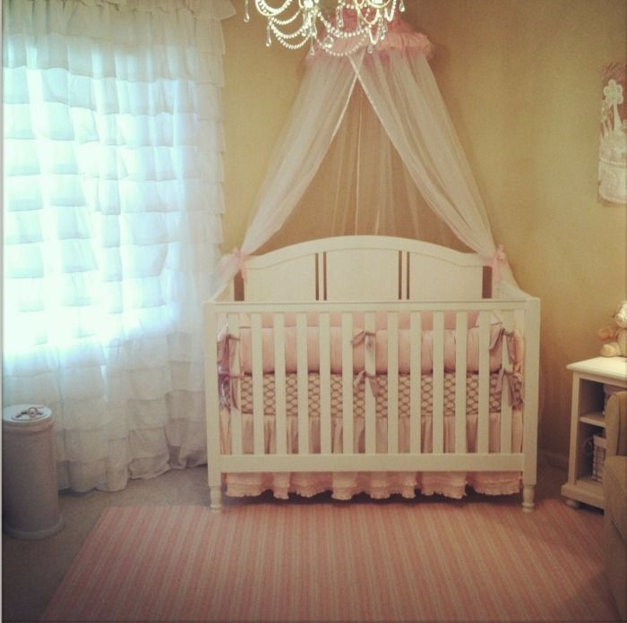 Babybett Himmel Anbringen