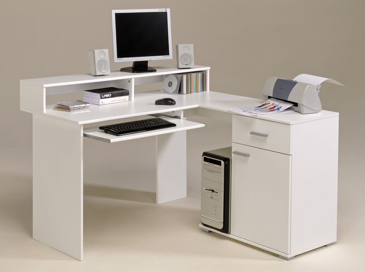 Modern computer desks 371 Modern Computer Desk Sets50 best Workspace images on Pinterest   Computer desks  Home and  . Everything Office Furniture Corner Computer Desk. Home Design Ideas