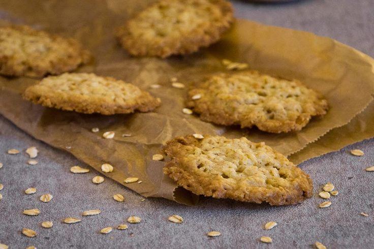 Experimente aus meiner Küche: Haferflockenkekse von Ofengeflüster