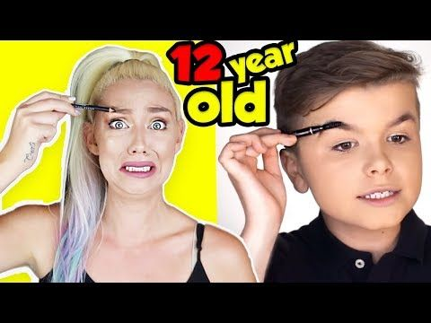 I TRIED FOLLOWING A 12 YEAR OLD KIDS MAKEUP TUTORIAL http://makeup-project.ru/2018/02/24/i-tried-following-a-12-year-old-kids-makeup-tutorial/