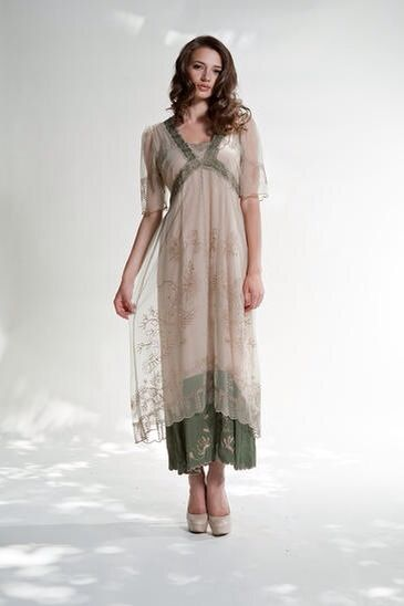 Love this Rouse Titanic Inspired Dress.