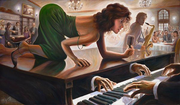 Give Her Another Hand, Mark Keller