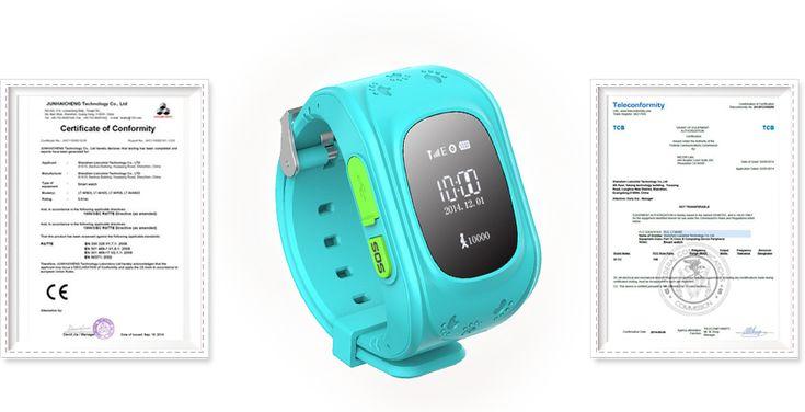 Детские часы телефон с gps трекером. Купить