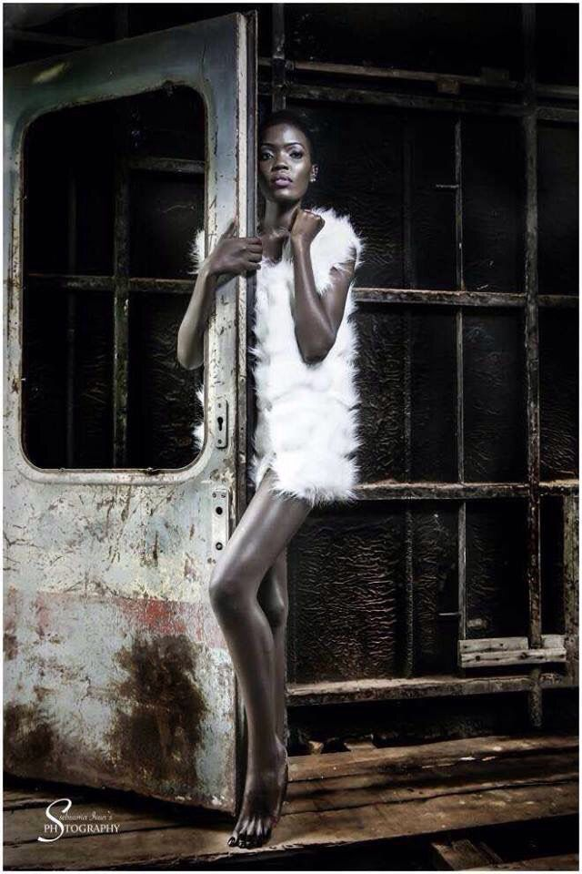 Aling Gloria from South Sudan – Crystal Models Africa