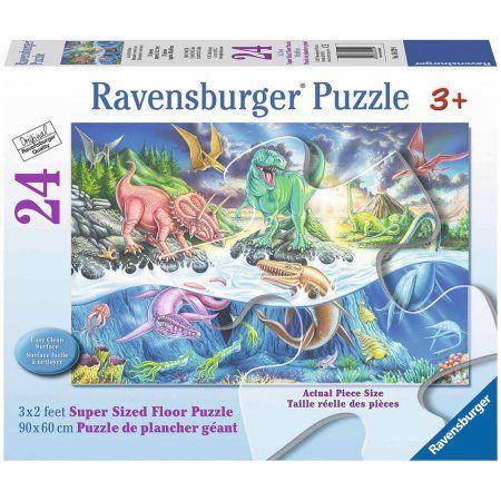 Ravensburger Land and Sea Dinos