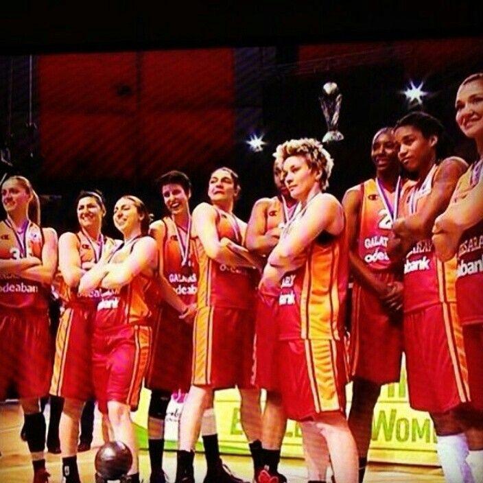 Galatasaray - The winner of Basketball Euroleague 2014 ★♥★