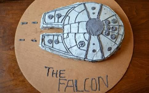 Image result for easy star wars cake