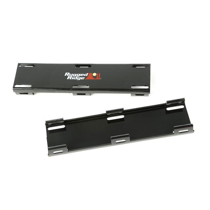 20 Inch LED Light Bar Cover Kit, Black