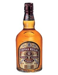 Whisky Chivas Regal 12 años