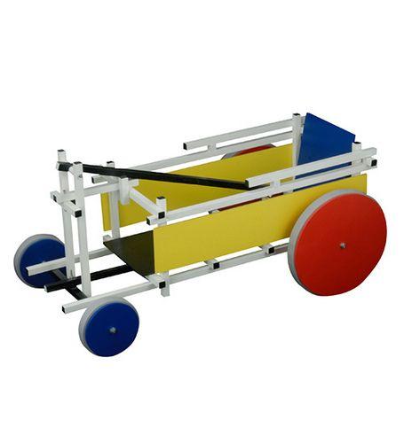 Bolderwagen/ Child's Cart (ca. 1923) | Nederlands Waarschijn… | Flickr