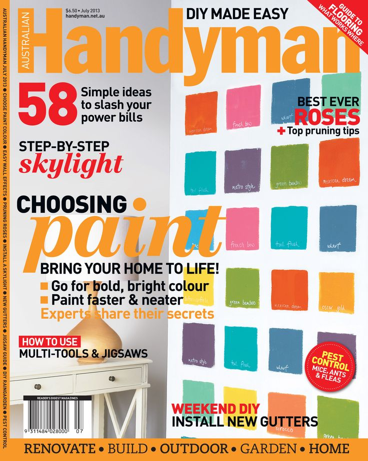 family handyman magazine thru - Free Home Improvement Magazines