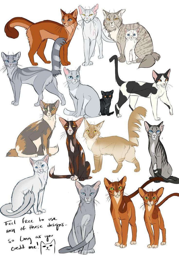 tumblr warrior cats by ClimbToTheStars.deviantart.com on @DeviantArt