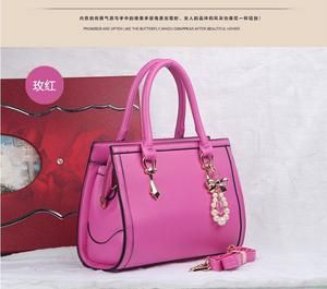 TAS IMPORT KODE: 373  IDR.200.000  MATERIAL PU  SIZE L30XH22XW10CM  WEIGHT 980GR  COLOR ROSE
